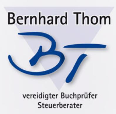 Steuerberater Bernhard Thom