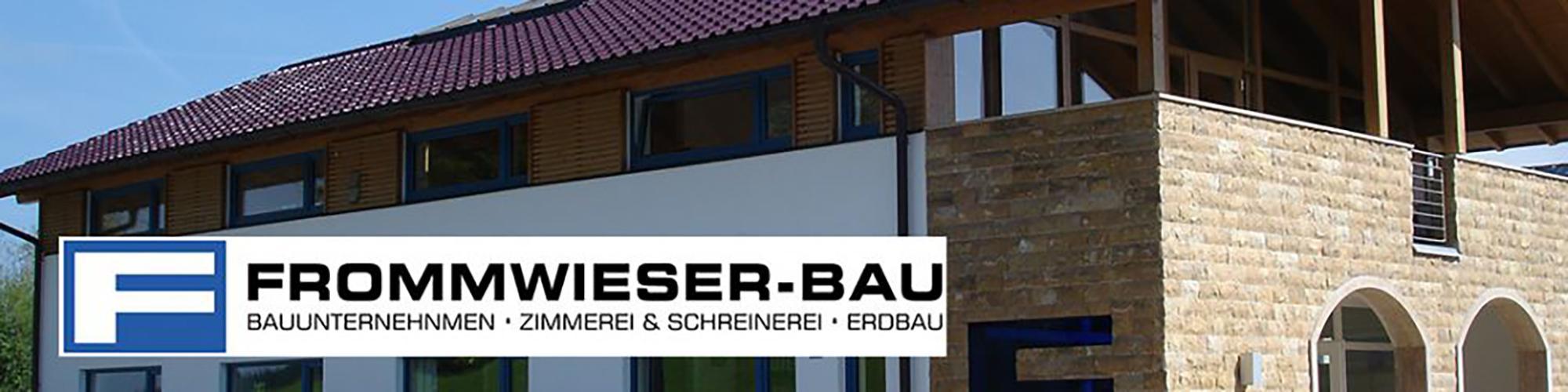 Frommwieser Baugeschäft GmbH
