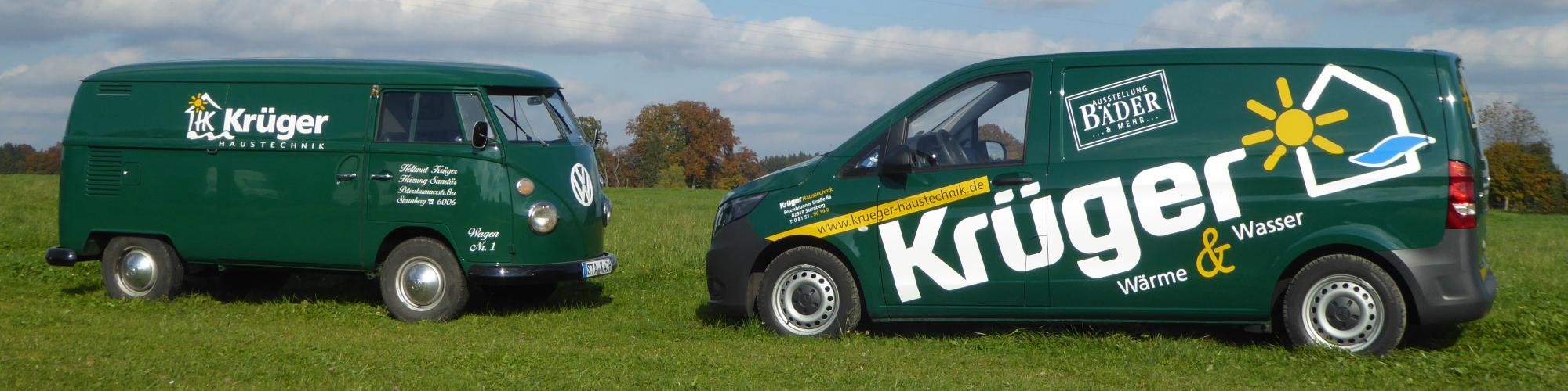 Krüger Heizung - Sanitär GmbH & Co KG