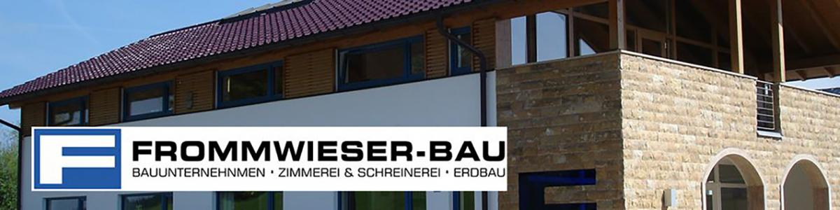 Frommwieser Baugeschäft GmbH cover