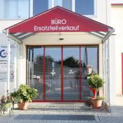 Büro-Eingang