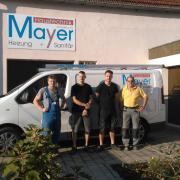 Heizung Manching Ingolstadt Mayer Team