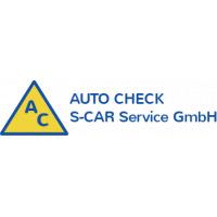 Auto Check S-CAR Service GmbH logo image