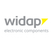 widap electronic components logo image