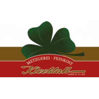 Metzgerei Feinkost Kleeblatt GmbH & Co. KG logo image
