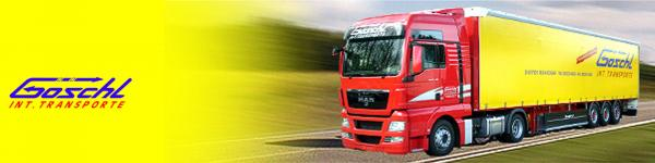 Göschl Int. Transporte + Logistik GmbH cover image