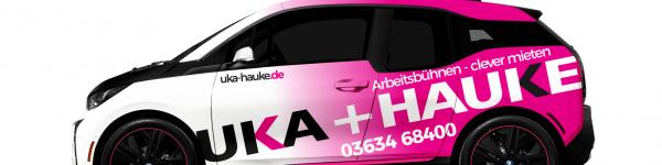 UKA+HAUKE GmbH cover image