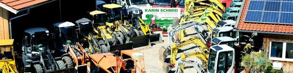 Karin Schmid, Garten- und Landschaftsbau cover image