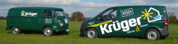 Krüger Heizung - Sanitär GmbH & Co KG cover image