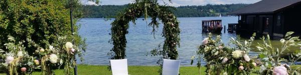 Hochzeitsfloristik Kirsten Brugger  cover image